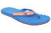 The North Face Base Camp Mini teenslippers Dames oranje/blauw